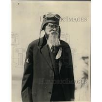Press Photo H.T. Spencer of Magma Wale - nef32686