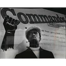 1971 Press Photo Thomas Lee Wood, Member Of Commands Project I - mja37651