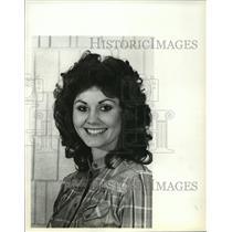 1982 Press Photo Kathryn Wituschek, Winner of the Miss Milwaukee Pageant