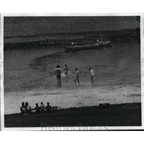 1978 Press Photo People enjoying a Wisconsin State Park. - mja38726