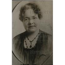 1921 Press Photo Mrs. M. Jones Who Won Highest Honors In Kansas City Law School