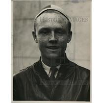 1926 Press Photo Johnny Evers Georgetown University baseball player - net27901