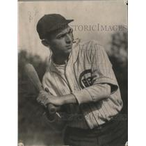 1923 Press Photo Joe Comello shortstop of Cinncinati amateur team - net29149