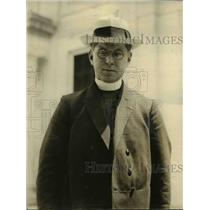 1922 Press Photo Reverend Edmund Walsh of Georgetown University Selected by Pope