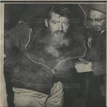 1967 Press Photo Robert Gauchie Bush Pilot Survivor - RRY13085