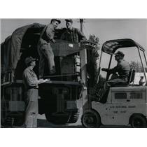 1958 Press Photo Oregon Air National Guard-Air Base Boise - orb81178
