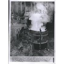 1959 Press Photo Republican Steel plant Industry - RRR13119