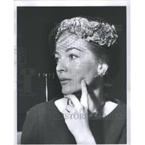 1960 Press Photo Actress Joan Weldon - RRR53375