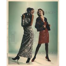 1990 Press Photo Fashion Rentals - RRR59301