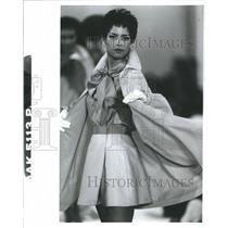1990 Press Photo Fashion Isaac Mizrahi - RRR59987