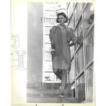 1984 Press Photo Fashion - RRR64751