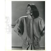 1984 Press Photo Fashion - RRR64793