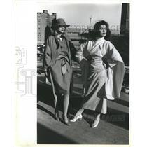 1984 Press Photo Fashion - RRR64797