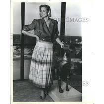 1984 Press Photo Fashion - RRR64803