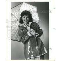 1984 Press Photo Fashion - RRR64817