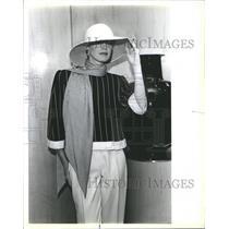 1984 Press Photo Fashion - RRR64829