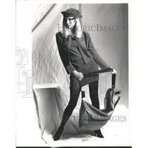 1988 Press Photo Fashion - RRR64857