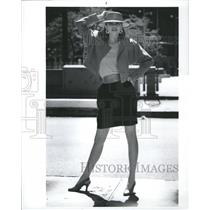 1988 Press Photo Fashion - RRR64897