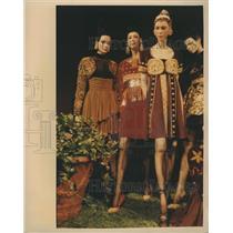 1988 Press Photo Fashion - RRR64903