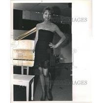 1988 Press Photo Fashion - RRR64909
