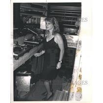 1988 Press Photo Fashion - RRR64913