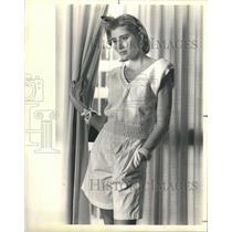 1985 Press Photo Fashion - RRR64995