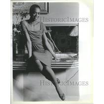 1985 Press Photo Fashion - RRR65007