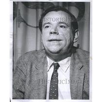 1960 Press Photo Actor Tom Ewell - RRR65455