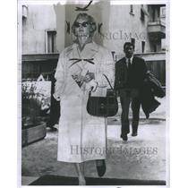 1957 Press Photo Ava Gardner - RRR65507