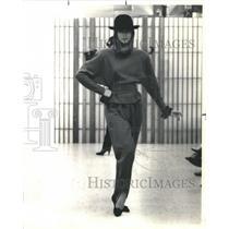 1985 Press Photo Fashion - RRR70963