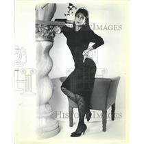 1985 Press Photo Fashion - RRR70975