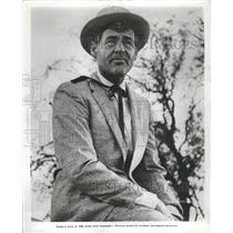 1927 Press Photo Robert Bushnell Ryan  American Actor