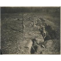 1915 Press Photo Military Citizen Police - RRR12837