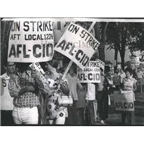 1973 Press Photo East High school Strike - RRR23869