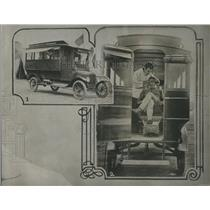 1917 Press Photo Polars Nephes Defense Fight Liberty - RRR86757