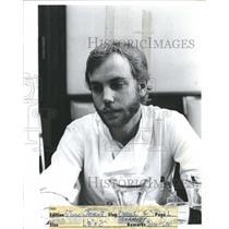 1981 Press Photo Jimmy Schmidt - RRR52829