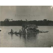 1914 Press Photo Amazon River - RRR84841