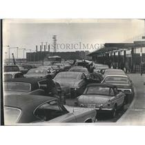 1980 Press Photo O'Hare Has Holiday Jams - RRR21205