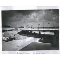 1962 Press Photo Roadway Terminal OHare Airport - RRR21429
