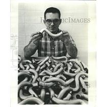 1973 Press Photo Universal Oil Products Jerry Reinlein - RRR73295