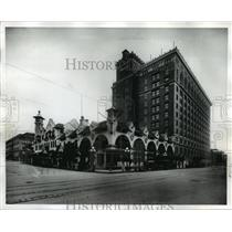1914 Press Photo Davenport Hotel - spx10270