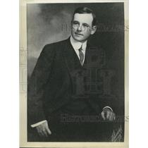 1936 Press Photo Alf Landon, governor of Kansas, as a young man - mjx21301
