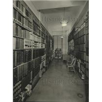 1934 Press Photo Cowles Reference Library - spx11671