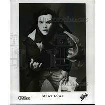 1981 Press Photo MeatLoaf - cvp59149