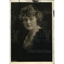 1919 Press Photo Grace N. Overman - nef36867