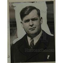 1923 Press Photo Detective Louis Olday - nef41275