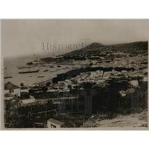 1921 Press Photo Town of Funchal, Madeira, Portugal - nef48739