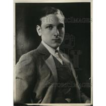 1933 Press Photo George Barry Ringham Publisher of Louisville KY Courier-Journal