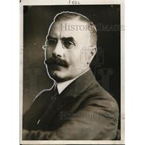 1930 Press Photo Constntine Angelescu Acting Minister Killed Romanian Riots