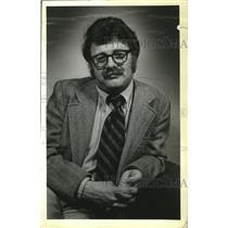 1979 Press Photo Russ Sadler - oro11667